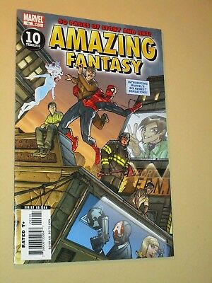 Amazing Fantasy #15 Vol. 2  1st appearance Amadeus Cho Nice Condition Spider-man