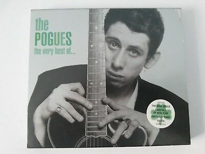 The Pogues - The Very Best Of .......     Cd Album