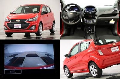 2019 Chevrolet Spark LS Camera Bluetooth Red Hot Hatchback For Sale 2019 LS Camera Bluetooth Red Hot Hatchback For Sale New 1.4L I4 16V Automatic