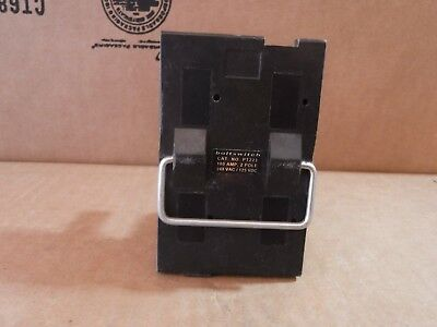 Boltswitch Cat No Pt223 100 Amp 2 Pole 240 Vac 125 Vdc Pull-Out Fuse