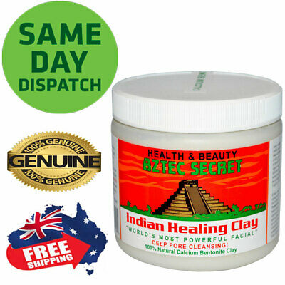 Aztec Healing Clay Facial Deep Pore Cleansing Mask Skin Care 454 g Genuine