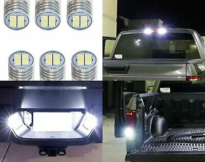 LED License Plate, Backup, High Mount Lights Combo Kit For 15-up Colorado Canyon