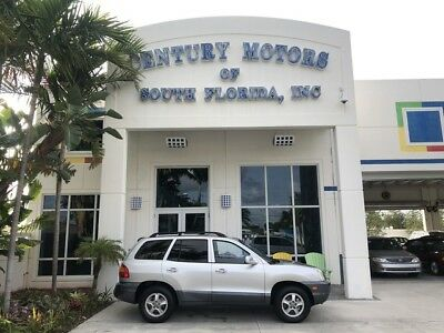 2003 Hyundai Santa Fe  Power Sunroof Leather Alloy Wheels Power Windows Cruise