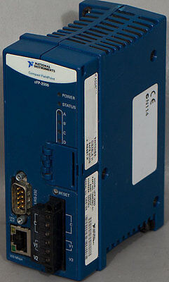 National Instruments cFP-2000 Compact FieldPoint Controller Interface