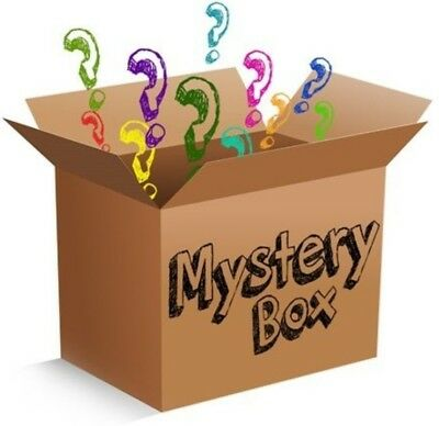 Are you brave enough for this mysteries box of completely random items!?