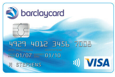 AU Tradelines - 1x Barclaycard Tradeline $2500 Limit BOOST YOUR CREDIT SCORE!