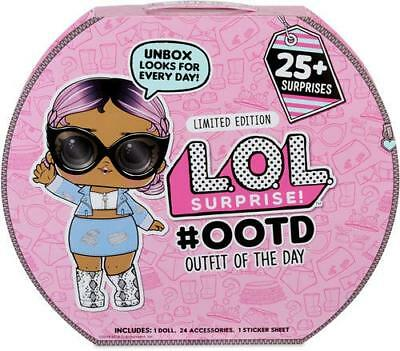 New Lol Surprise Outfit Of The Day Limited Edition 555742