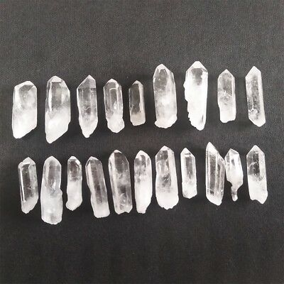 Crafters Rock Collection 5pcs Gems Crystals Natural Mineral Specimen  A1