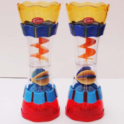 Kids Toddler Baby Bath Swim Plastic Toy Water Whirly Wand Cup Toys DIY Hot #