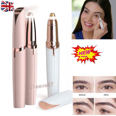 Electric Finishing Eyebrow Trimmer Flawless Instant Brows Hair Remover Shaver