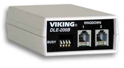 Viking Electronics VK-DLE-200B Two-Way Line Emulator