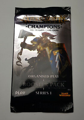 Warhammer AOS Champions Card Game - OP Booster Pack