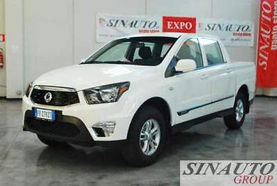 SsangYong Actyon SPORT 2.2