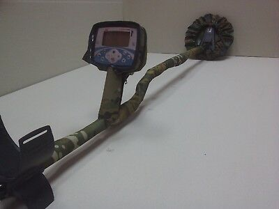 Full set of covers metal detector Minelab X-Terra 305/505/705 Multicam