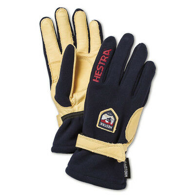 Hestra Windstopper Active Mens Glove Navy - SALE