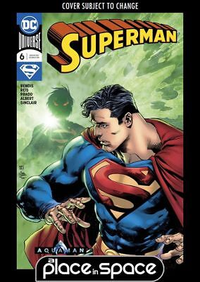 Superman, Vol. 5 #6A (Wk50)