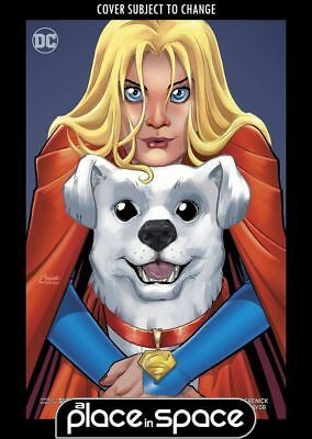 Supergirl, Vol. 7 #25B - Connor Variant (Wk50)