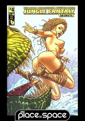 Jungle Fantasy Secrets #4D - Ivory Nude Variant (Wk50)