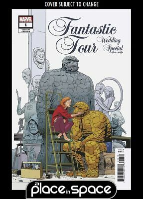Fantastic Four Wedding Special #1F (1:25) Martin Variant (Wk50)
