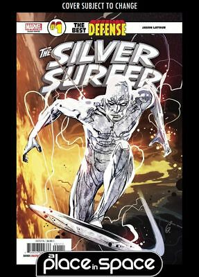 Defenders: Silver Surfer #1A (Wk50)
