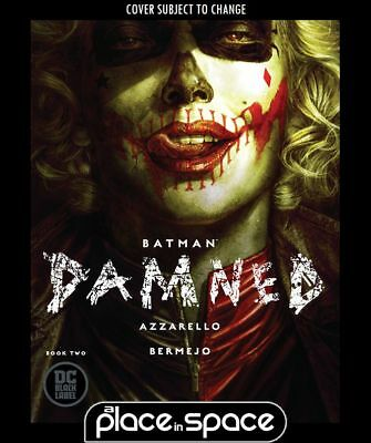 Batman: Damned #2A (Wk50)