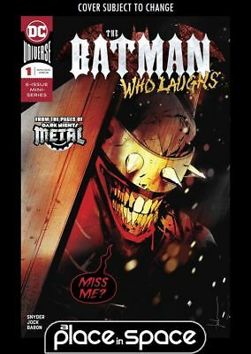 Batman Who Laughs, Vol. 2 #1A (Wk50)