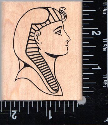 Judi Kins Wood Mounted Rubber Stamp Tut