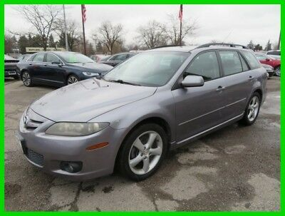 2006 Mazda Mazda6 Grand Sport s 2006 Grand Sport s Used 3L V6 24V Automatic FWD Wagon Bose clean clear title