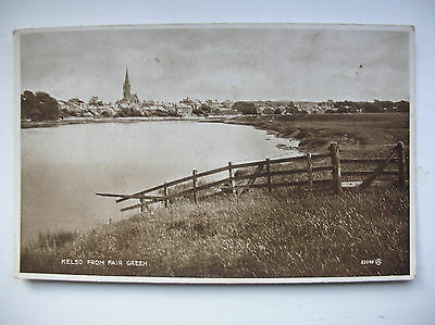 Kelso from Fair Green. (Valentines – Photo-Brown - 1927)