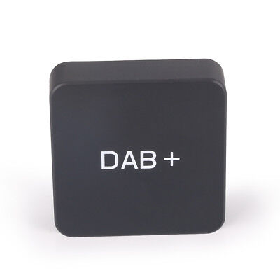 Digital Radio DAB+ Box Amplified MCX Antenna for Android 6.0/7.1/8.0GPS Stereos