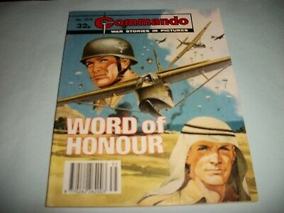 1990  Commando comic no. 2373