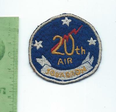 Philippine Air Force 20th Squadron  patch