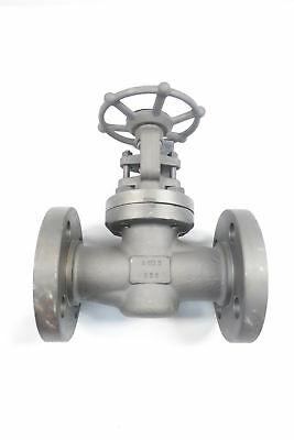 Bonney Forge L6 11-LE Manual 600 Steel Flanged 1-1/2in Wedge Gate Valve