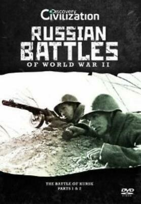 The Battle of Kursk parts 1 & 2 DVD
