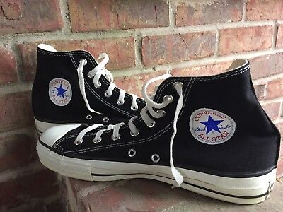 ce98dbaf46d387 NICE Vintage Converse Chuck Taylor All Star High Tops Tennis Shoes 10.5 Mens