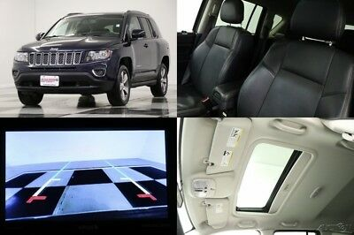 2016 Jeep Compass High Altitude Edition 2016 High Altitude Edition Used 2.4L I4 16V Automatic 4WD SUV