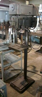 """15"""" Clausing Model 16Vc Single Spindle Drill"""