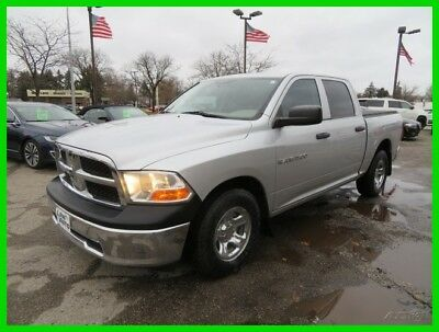 2011 Dodge Ram 1500 ST 2011 ST Used 4.7L V8 16V Automatic RWD Pickup Truck clean clear title carfax