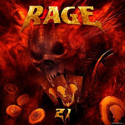 Rage 21  Brand New 2 Cd Set Limited Edition With Extra Live Cd