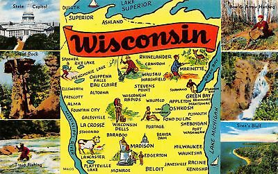 C11-8405, Greetings From Wisconsin,