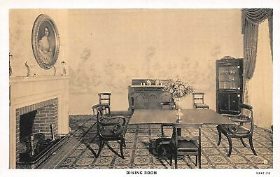 C11-9004, Dining Room, My Old Kentucky Home, Bardstown, Ky.,