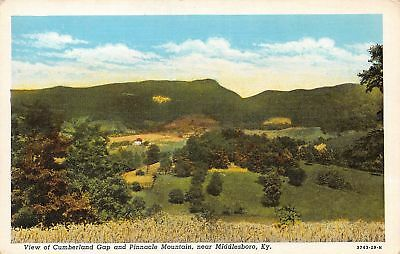 C11-9026, Cumberland Gap And Pinnacle Mt., Middlesboro, Ky.,