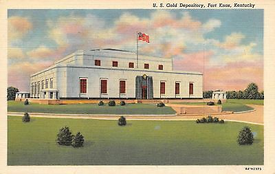 C11-9038, U.s. Gold Depository, Fort Knox, Ky.,
