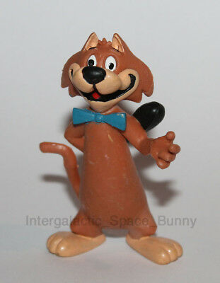 1980's Spainish Comics Spain PVC Hanna Barbera Pixie & Mixie Cat Figure #1