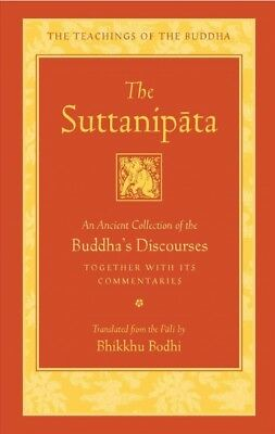 Suttanipata : An Ancient Collection of the Buddha's Discourses Together With ...
