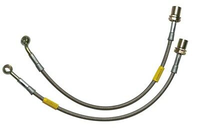 Goodridge 94-97 Jeep Grand Cherokee (Rear Disc) Stainless Steel Brake Lines