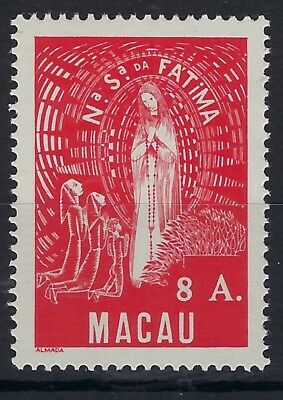 Macau 1949 Our Lady of Fatima mint never hinged