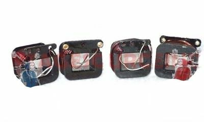 New Light Coil Set von 4 Einheiten Vespa PX LML Stern Stella Scooter