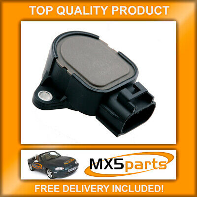 MX5 Throttle Position Sensor TPS Mazda MX-5 Mk2 Mk2.5 1.6 1.8 NB 1998>2005