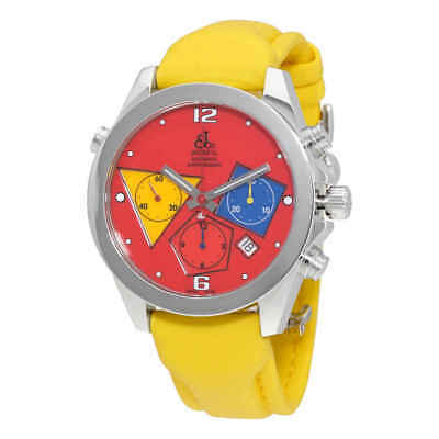 Jacob and Co. Chronograph Red Dial Automatic Men's Watch ACM-3